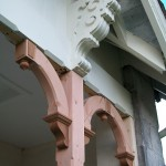 arches, arch, wood arch, restoration joinery, Mahogany, Victorian joinery, replica woodwork, bespoke joinery, custom made joinery, specialist joinery,