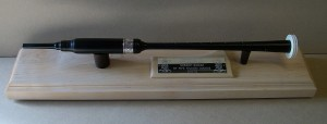 Chanter Base, bespoke, maple, rosewood, award, trophy, custom made,