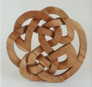 Furniture, Sculpture, Carving, Woodturning & Specialist Joinery hand carved, celtic design, celtic knotwork ,bespoke carving, custom carving, Scottish sculpture,