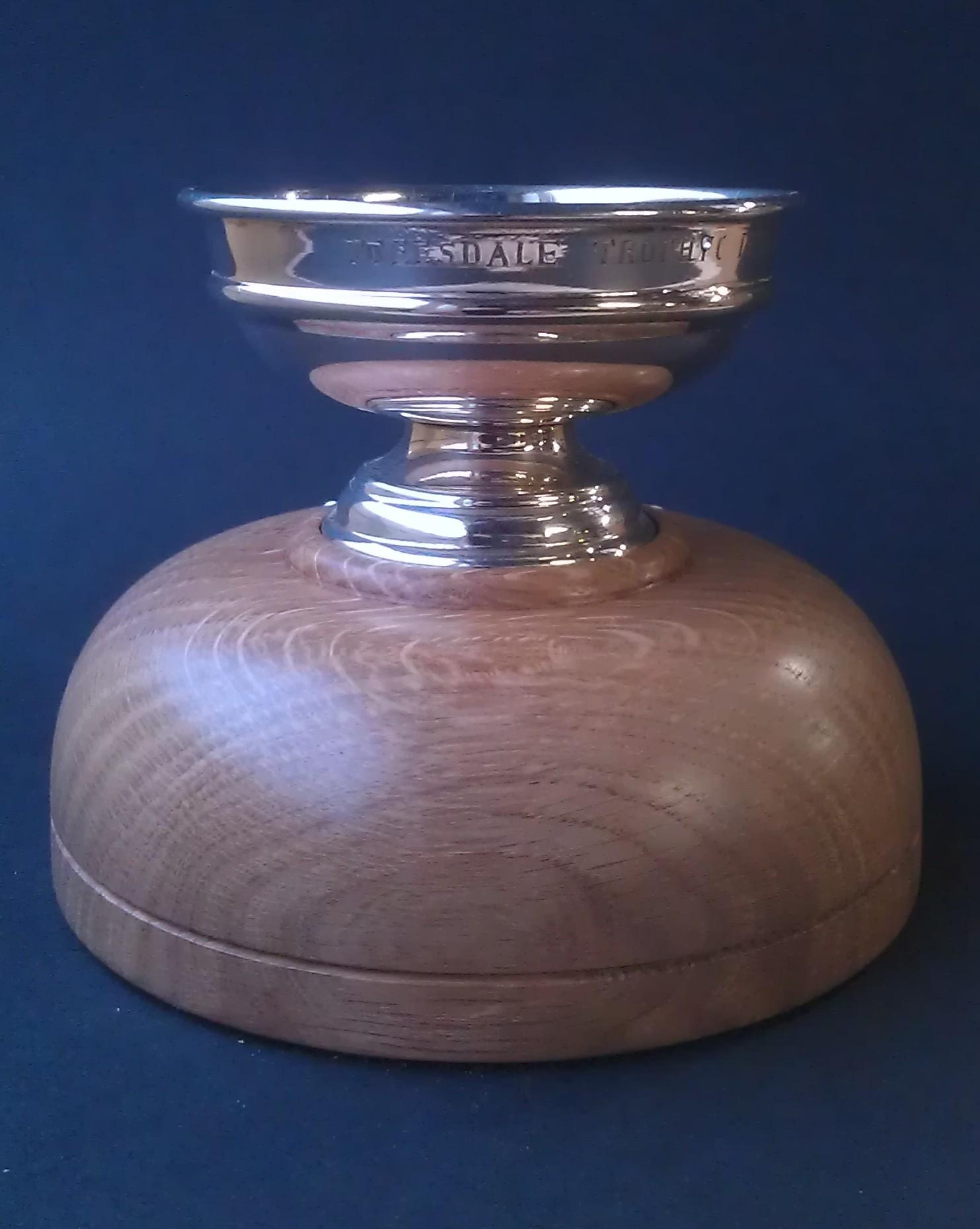 trophy plinth , trophy base, oak, trophy, hand made, Scottish, woodturned, bespoke, custom made, presentation, gift, retirement,