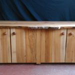 elm, burr elm, bespoke furniture, custom made furniture, Scottish furniture, cabinet, shelf, dresser, furniture,