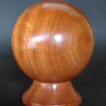 newel cap, mahogany, restoration, bespoke, custom made,